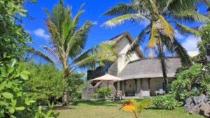 villa Vetyver ile maurice