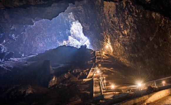 grotte Turkménistan
