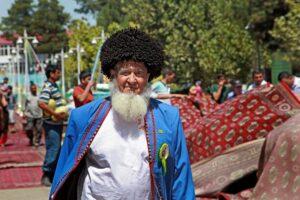 La rencontre avec les turkmènes