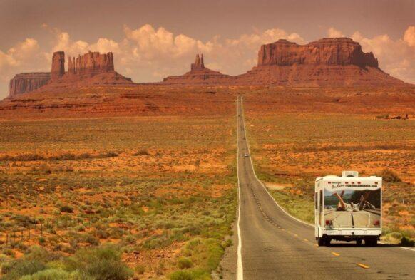 road trip usa camping car