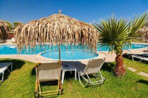 Contacte l'hôtel ou le centre de vacances