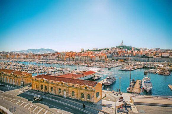 Le charme du Vieux-Port