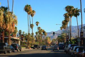 Palm Springs Los Angeles