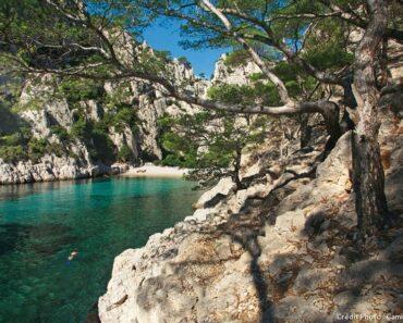 Les fabuleuses calanques à Marseille