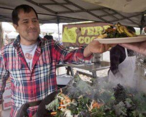marché fermier Portland