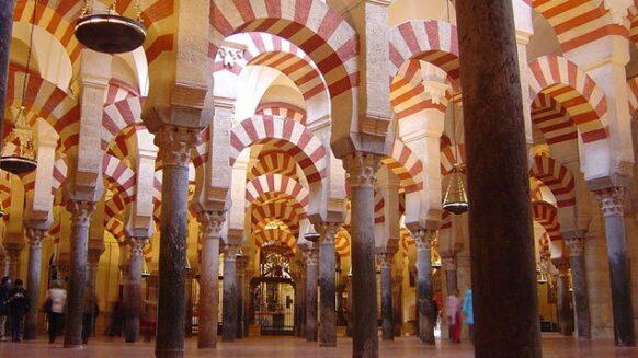 Le Centre historique de Cordoue en Espagne