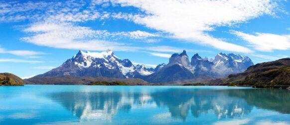 La Patagonie et ses lacs