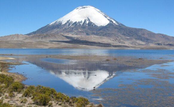 La beauté d'Arica et de Putre