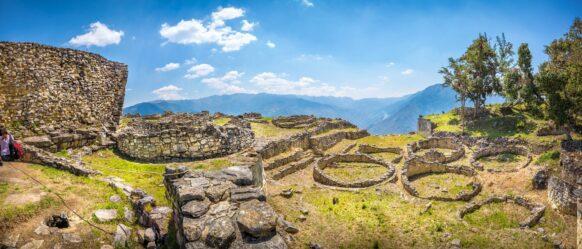 La citadelle de Kuelap