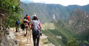 trek sur le Chemin de l'Inca