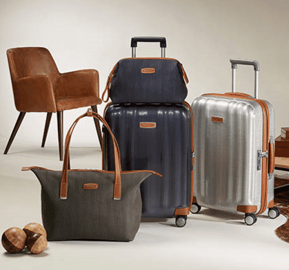bagages amoureux