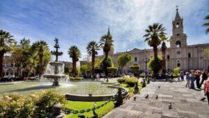 cité coloniale Arequipa