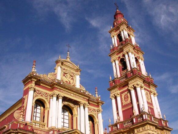 ville coloniale de Salta