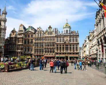 Séjour à Bruxelles