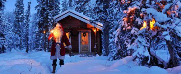Passer Noël en Finlande