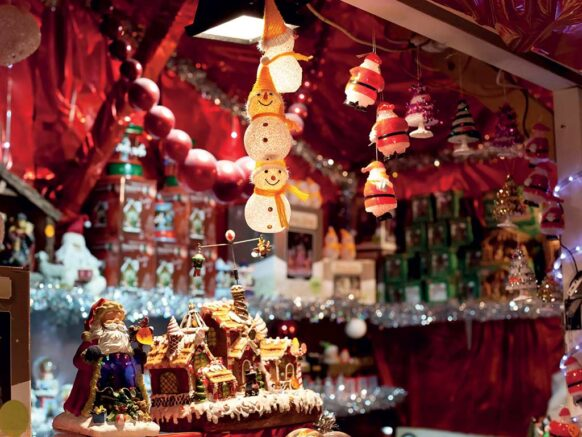 Noël classique et traditionnel à Vienne