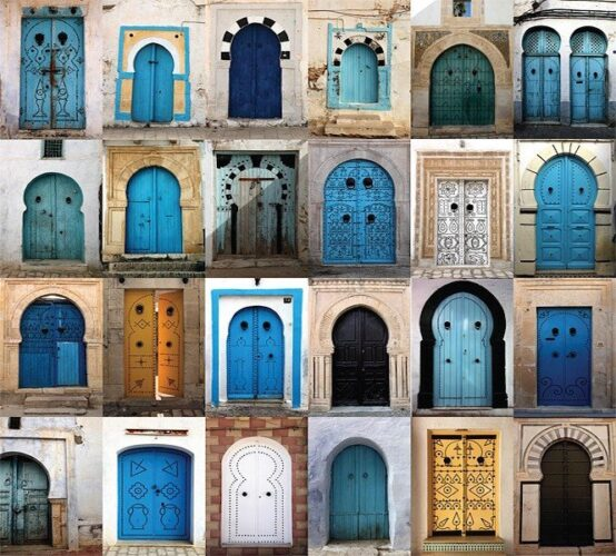 Portes de Tunis