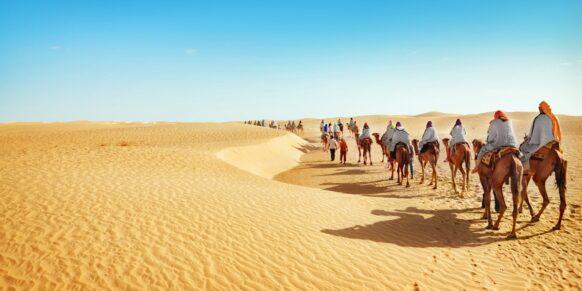 Désert Tunisie - Sahara Tunisien