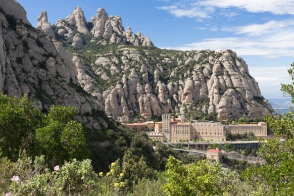 le Massif de Montserrat