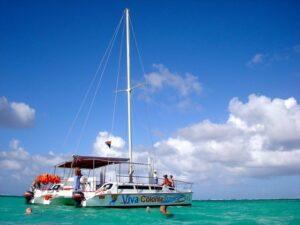 Bavaro en catamaran