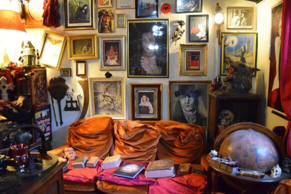 Le musée des vampires à Paris
