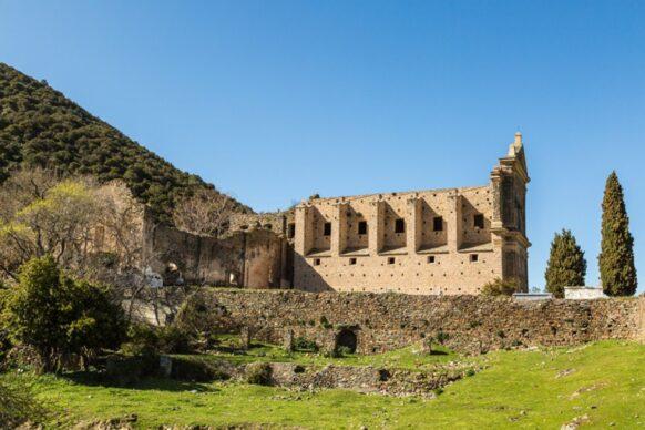 couvent de la Corse