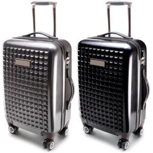 valise rigide à roulettes