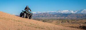 Faire une excursion quad à Marrakech : une aventure unique