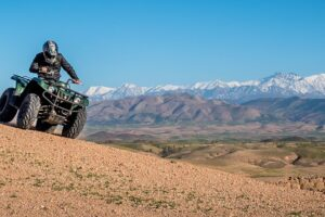 Faire une excursion quad à Marrakech : une aventure unique