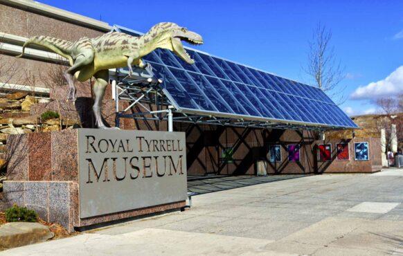 le musée Royal Tyrrell