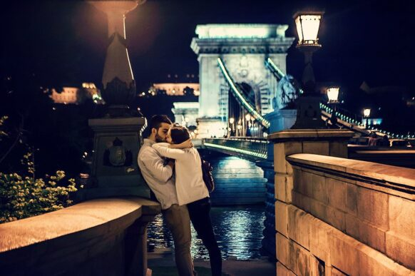 Budapest en couple