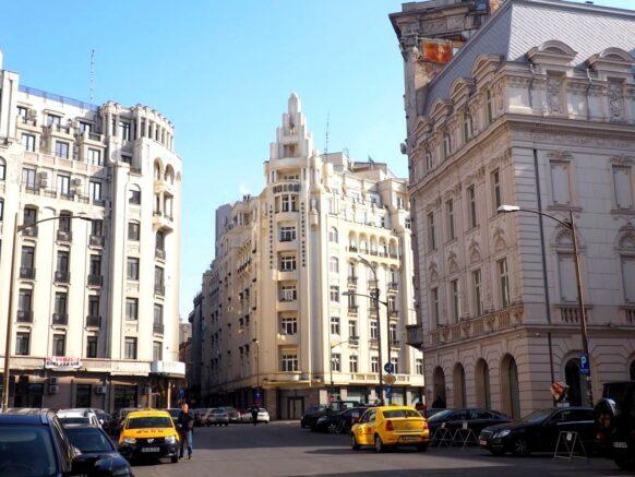 Bucarest, la ville secrète de Dracula