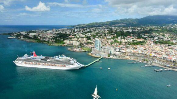 croisière Martinique