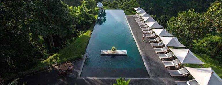 Alila Ubud Bali Piscine
