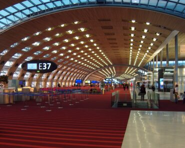 aéroport Roissy-Charles-de-Gaulle - Terminal E