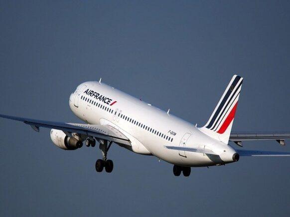 vol annulé/retardé avec Air France