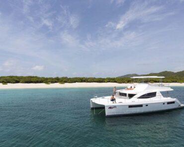 Louer un catamaran en Martinique