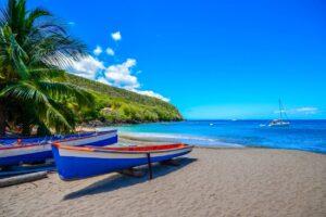 Dépaysement assuré grâce à la Martinique !