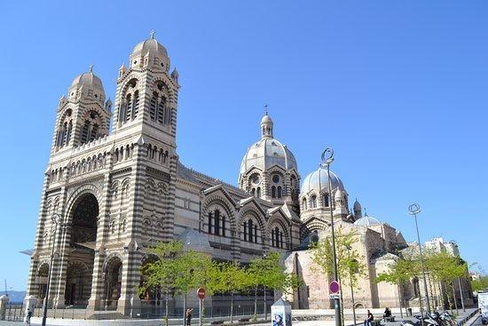 La somptueuse cathédrale de la Major