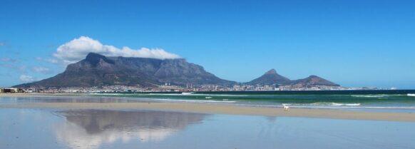 Cape Town plage