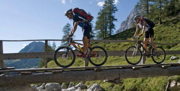 Le circuit du Dachstein en Autriche