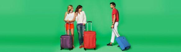 La valise rigide