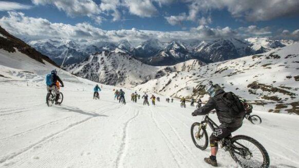 L'Alpe-d'Huez en France