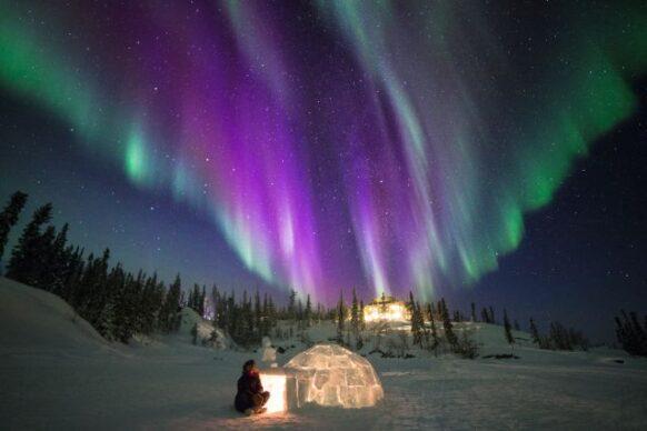 Aurores boréales et découverte du Grand Nord canadien - Canada