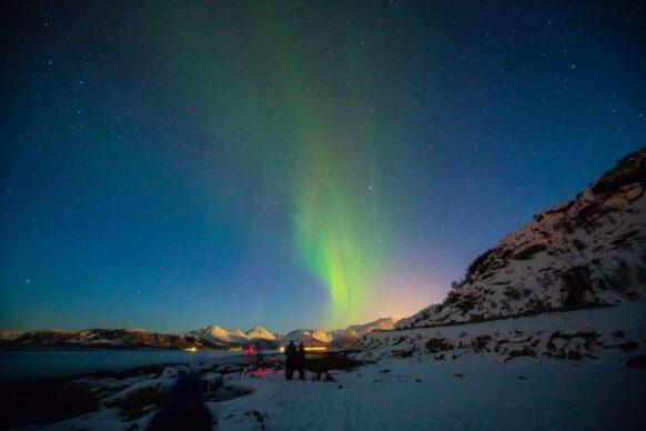 quand voir des aurores boréales au Canada