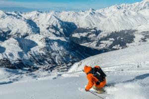 Vacances ski en famille aux Arcs (Savoie)