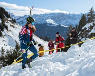 vacances au ski en famille dans les alpes