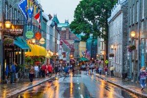 Rue Saint Louis Vieux-Quebec